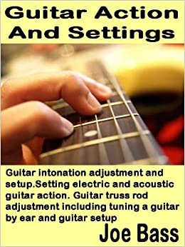 how to fix intonation on acoustic guitar