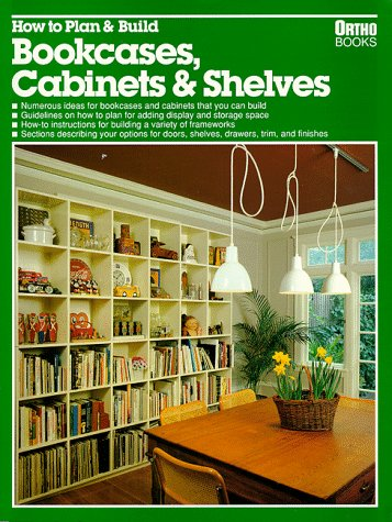 How to Plan & Build Bookcases, Cabinets & Shelves (Building Bookshelves compare prices)