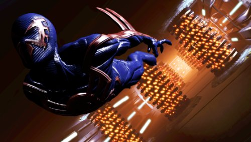 Spiderman Edge of Time galerija