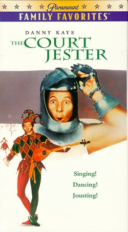 Court Jester [VHS]