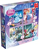 Disney Princess Cinderella 4-in-1 Puzzle