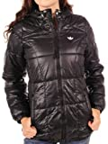 Adidas Damen Winterjacke AC Long Padded – Solids, black, 34, O58622