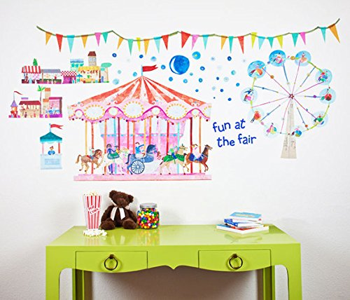 Circus Nursery Decor front-1069600