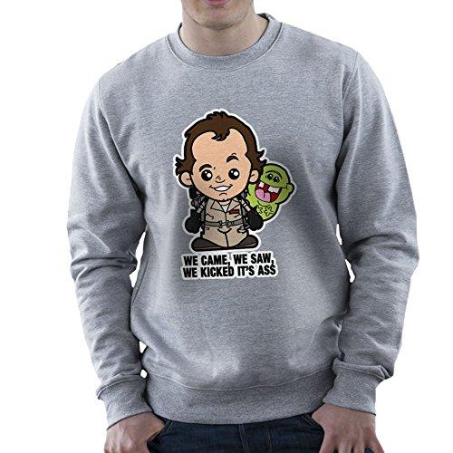 Lil Peter Venkman Mass Hysteria Ghostbusters Men's Sweatshirt