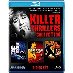 Killer Thrillers Collection [Blu-ray]