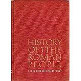 A History of the Roman People ~ Fritz M. Heichelheim