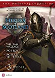 Heroes of Scotland Boxed Set - William Wallace, Robert the Bruce, Rob Roy