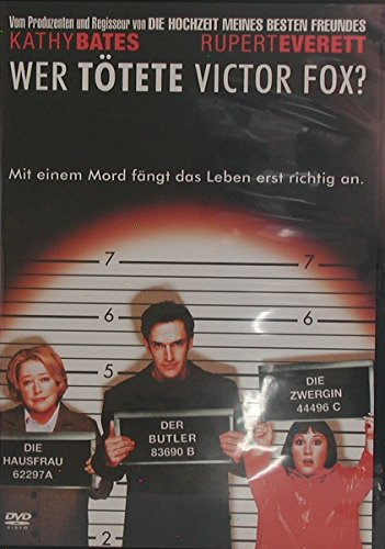 Wer tötete Victor Fox? [Verleihversion]