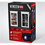Windowfx Atmos Digital Projector Decorating Kit Includes Pre-loaded Halloween and Christmas Images, Digital Projector, Tripod, Remote Control and Standard Window Projection Material.