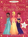 Fiona Watt Movie Stars (Usborne Sticker Dolly Dressing)