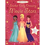 Movie Stars (Usborne Sticker Dolly Dressing)by Fiona Watt