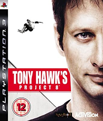 Tony Hawk's Project 8 (PS3) from Activision