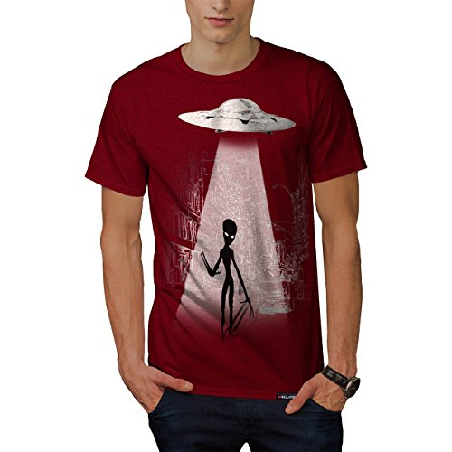 Alien UFO Spacecraft T-shirt