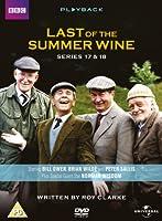 Last of the Summer Wine - Series 17 & 18 [DVD] [1995]