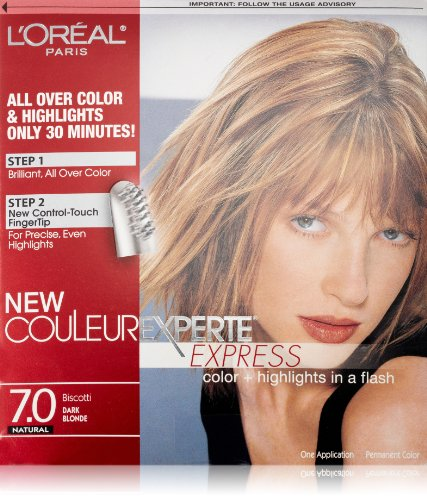 Couleur Experte Dark Blonde , Biscotti