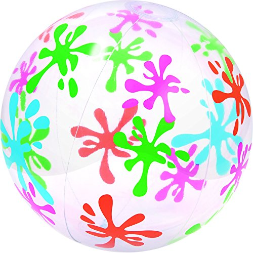Bestway Designer Beach Ball, Multi Color