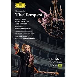 Ades: The Tempest