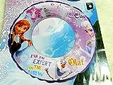 アナと雪の女王 エルザ、アナ、オラフ、Elsa, Anna, Olaf, Frozen 腕浮き輪(アームリング),浮き輪45cm, 50cm やスイムシート 選択 (50cm)