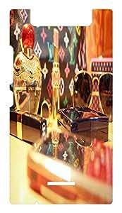 Designer Printed Case for Gionee E7 Mini
