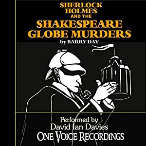 Sherlock Holmes and the Shakespeare Globe Murders Audiobook