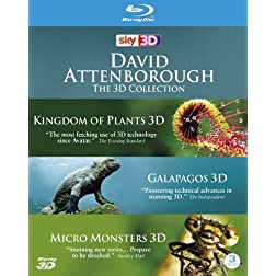 David Attenborough-3d Collection [Blu-ray]