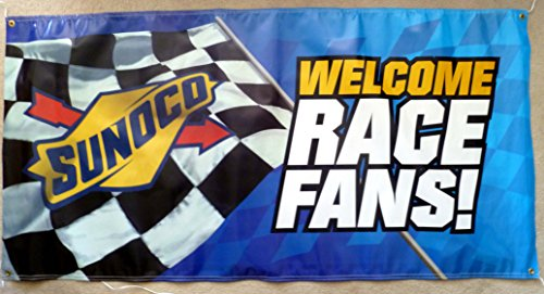 sunoco-welcome-race-fans-racing-banner-6-foot-long-by-3-foot-high-vinyl