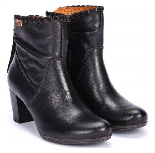 Pikolinos, Stivali donna nero nero nero Size: 38
