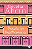 Thanks for the Memories LP: A Novel (0061720143) by Ahern, Cecelia