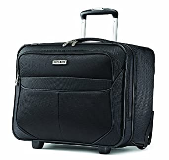 Samsonite Lift II Carry-on Wheeled Boarding Bag (17-Inch, Black)