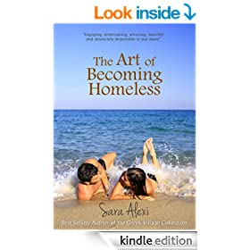 The Art of Becoming Homeless (Greek Village Book 5)