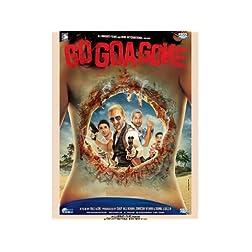 Go Goa Gone - DVD (Hindi Movie / Bollywood Film / Indian Cinema) 2013