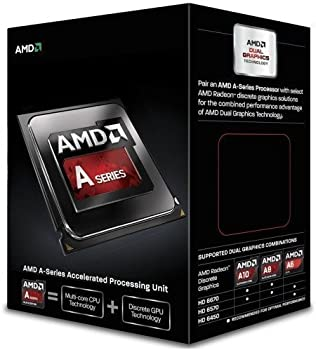 AMD A10-7860K w/AMD Quad-Core Desktop Processor