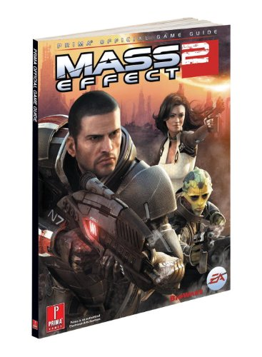 Mass Effect 2 Official Game Guide