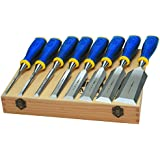 Irwin Marples Splitproof Chisel Set (8 Pieces)