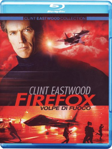 Firefox - Volpe di fuoco [Blu-ray] [IT Import]