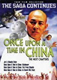Once Upon a Time in China: Next Chapters Coll [DVD] [Region 1] [US Import] [NTSC]