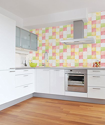 Previous Kitchen Makeover With Contact Paper Before And: Wallstickery Contact Paper Prepasted Wallpaper For Wall