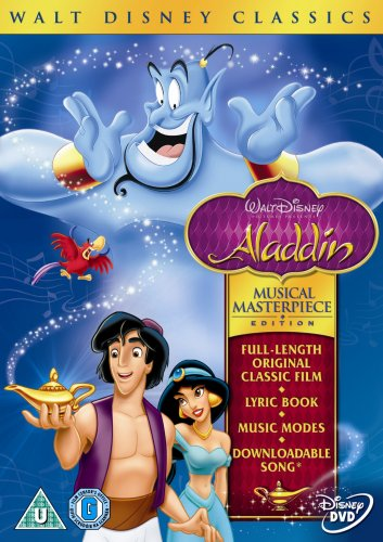 Aladdin (Musical Masterpiece Edition) (2008) Robin Williams Picture