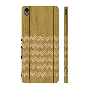 Enthopia Designer Hardshell Case Mexican Waves Back Cover for Sony Xperia M4