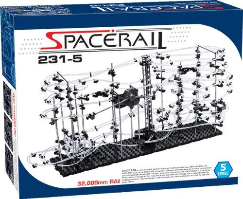 無限ループ スペースレール パズル 知育 脳トレ★レベル5★◇MI-SPACERAIL-5