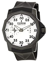 Corum Men's 947.931.94/0371 AA52 Admirals Cup White Dial Watch
