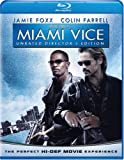 Miami Vice (Unrated Directors Edition) [Blu-ray]
