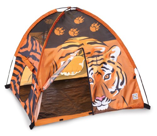 Pacific Play Tents Tigeriffic Tent, Orange
