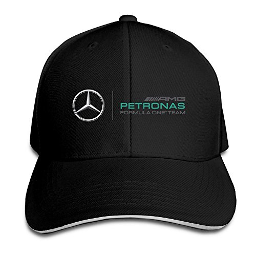 sunny-fish6hh-unisex-adjustable-mercedes-amg-petronas-baseball-caps-hat-one-size-black