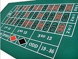 Roulette und Black Jack Spielfläche / Layout