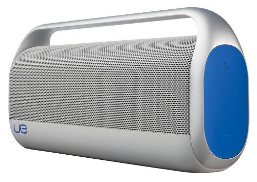 Logitech UE 984-000304 Boombox Wireless Bluetooth Speaker (Silver)