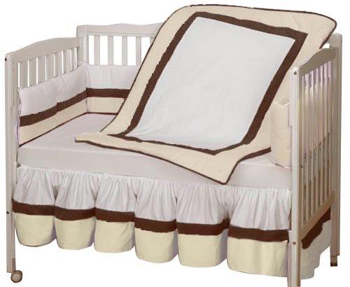 Imagen de Ropa de cama Cuna Baby Doll Bedding Set Classic, Ecru