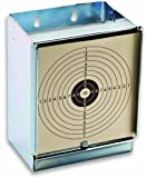 Webley Air Rifle Pellet Catcher with 10-Meter Targets