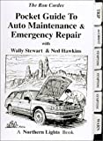 img - for Pocket Guide to Auto Maintenance & Emergency Repair book / textbook / text book