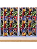 Disney 72-inch Marvel Avengers Team Curtains, Multi-Colour